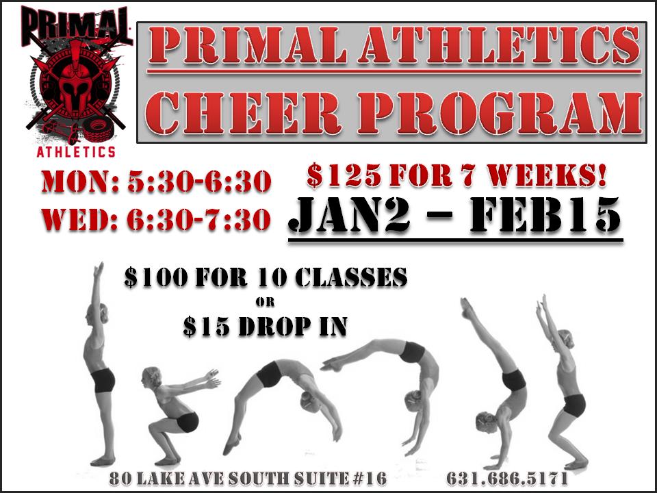 Cheer Program